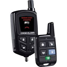 voxx electronics code alarm security and remote start remote
