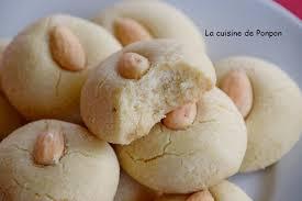 cuisine de assia montecaos biscuits sablés andalous la cuisine de ponpon rapide