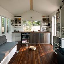 elizabeth herrmann creates tiny house for artist in vermont