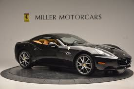 bentley ferrari 2010 ferrari california stock 4362 for sale near westport ct