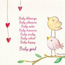 blessing baby baby blessing girl seasonal words with layne estell