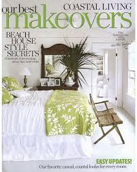in print coastal living october 2010 beach house style secrets