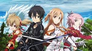 One Room Anime Sword Art Online Netflix
