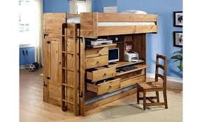 Bunk Bed And Desk Bed With Desk Bunk Beds With Bed And Desk Bunk Bed Desk