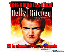 Hells Kitchen Meme - hell s kitchen the game by recyclebin meme center