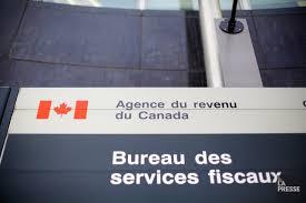 bureau de revenu canada agence du revenu du canada un piratage a forcé la suspension du