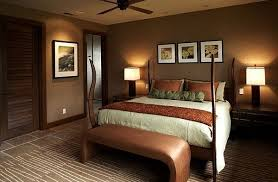 brown bedroom ideas decorating small rooms in brown house decor picture