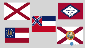 Rebel Flag Image The History Of The Confederate Flag Youtube