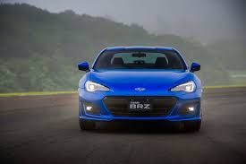 blue subaru 2017 2017 subaru brz first drive review motor trend