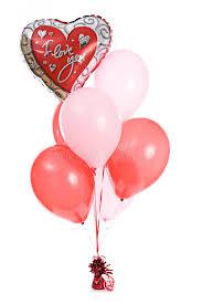 heart balloon bouquet balloon bouquet stock photo image 48872194