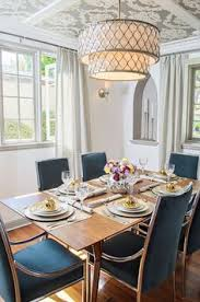 Dining Room Drum Chandelier by Rittenhouse Chandelier By Arteriors Home Chandeliers Drapery