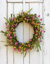 spring door wreaths spring wreath for front door handballtunisie org