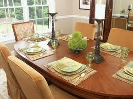 dining room table settings best 25 dining table settings ideas on