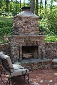 target outdoor fireplace binhminh decoration