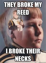 Saxophone Meme - band memes omg as a saxophone player i definitely do that