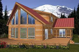 chalet homes timberland homes grand view chalet series