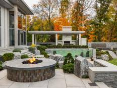 Water Features Backyard by Water Feature Design Ideas Hgtv