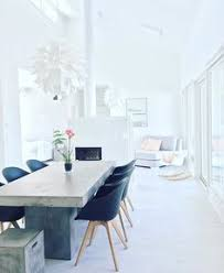 Dining Room Interior Designs by Make This Concrete Dining Table For Under 200 Free Diy Plans