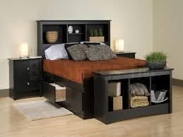 bedroom queen storage bedroom set new levine 4 pc queen platform