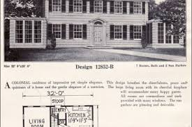 revival house plans 3 original colonial revival floor plans colonial home