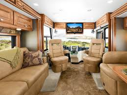Motor Home Interiors 2011 Tiffin Allegro Breeze Motorhome Camper Interior H Hd