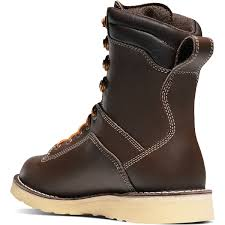 awesome motorcycle boots danner quarry usa brown alloy toe wedge