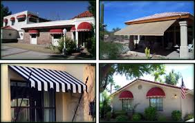 Apache Awnings Phoenix Awnings Scottsdale Awning Arizona Retractable Sunbrella