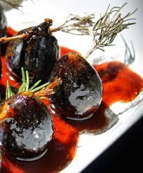 comment cuisiner des figues diana s cook brochettes de figues caramélisées recette de
