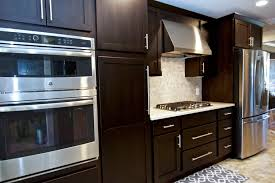 Espresso Kitchen Cabinets Espresso Kitchen Cabinets Traditional With Eat In Top Islands And