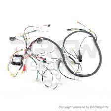 dan max ruckus gy6 swap wire harness drowsports