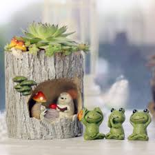 online get cheap cute pots aliexpress com alibaba group cute hedgehog flower sedum succulent pot planter bonsai trough box plant bed desk home decorations creative