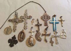 avery crosses retired avery sterling silver st cecilia cross no reserve