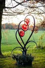 outdoor metal garden art metl rt outdoor metal garden wall art