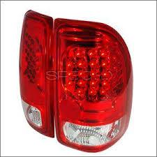 2001 dodge dakota tail light covers spec d led tail lights red dodge dakota 1997 2004