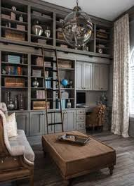 home library interior design 36 fabulous home libraries showcasing window seats decorating