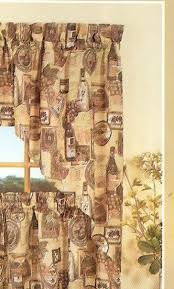 tuscan kitchen curtain ideas extraordinary durdor