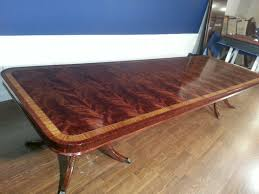 Mahogany Boardroom Table with Made Flaming Mahogany Conference Table Over 13 Ft Long 15000 Retail
