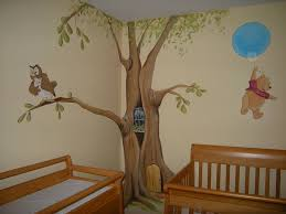 ideas for classic winnie the pooh nursery modern home interiors image of winnie the pooh nursery decals
