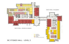 Boston College Floor Plans by Boston College U2022 Stokes Hall U2014 David M Owens Aia