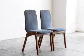 Midcentury Dining Chairs Sold Pair Of Mid Century Dining Chairs By Foster Mcdavid Rehab