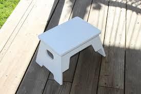 DIY Childrens Bathroom Step Stool Pretty Prudent - Bathroom step