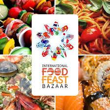 cuisine az noel noel bazaar introducing the international food feast