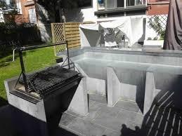 construction cuisine d été construire sa cuisine d ete et voila comme les ides narrivent pas