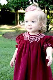 smocked dresses for infant baby girls