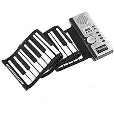 black friday deals keyboards amazon amazon com roll up electronic piano soft keyboard 61 keys