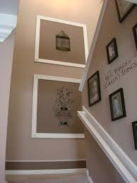 Staircase Wall Decorating Ideas Transitional Staircase Decorating Decorating Staircase Wall