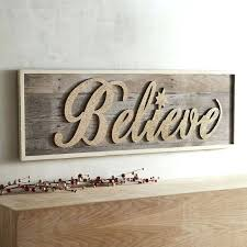 wood words wooden words decor best letter ideas images on letters wood word