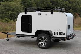 diy offroad camper panther a 2 expedition trailer 5x10 teartrop trailer pinterest