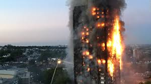 12 dead in residential tower fire in london cnn