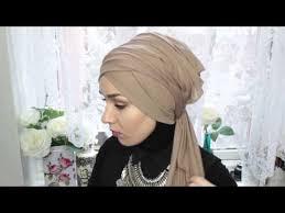 video tutorial turban style turban tutorial v fold youtube hijab tutorial video on the go